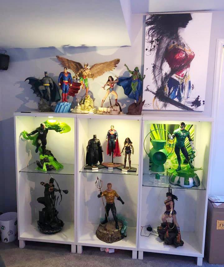 dc-comics-statues